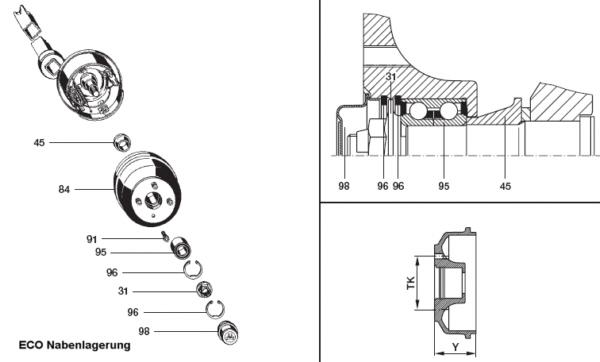 bpw bremse s2035 7. Black Bedroom Furniture Sets. Home Design Ideas